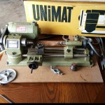 Unimat SL1000 Watchmakers Lathe For Sale (Menasha)