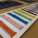 Apple Is Selling Its Special-Edition Apple Watch Bands In An Apple Store Near The Olympics Venue