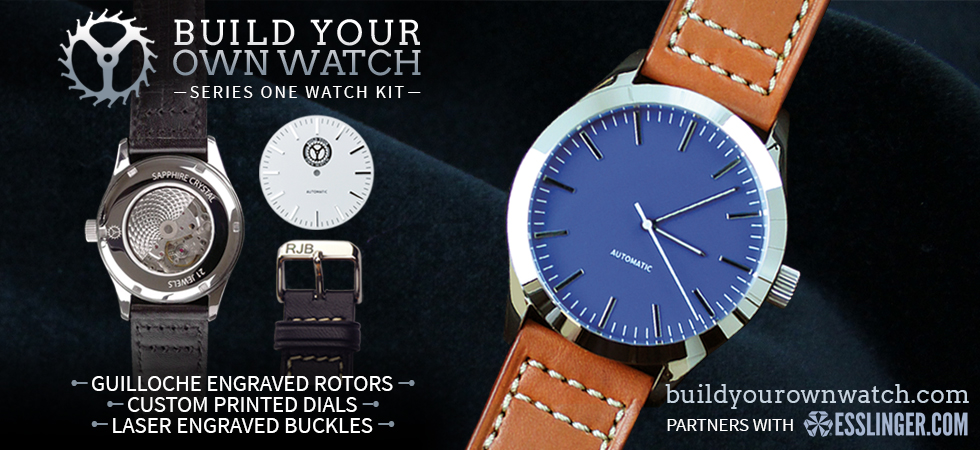 esslinger build your own watch
