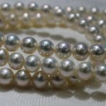 Cleaning Cultured Pearls
