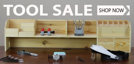 Tool Sale for Watchmakers and Jewelers Tools
