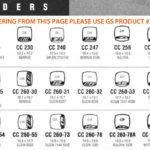 GS Crystal Catalog Online