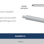 Watch Band Pin Illustrations