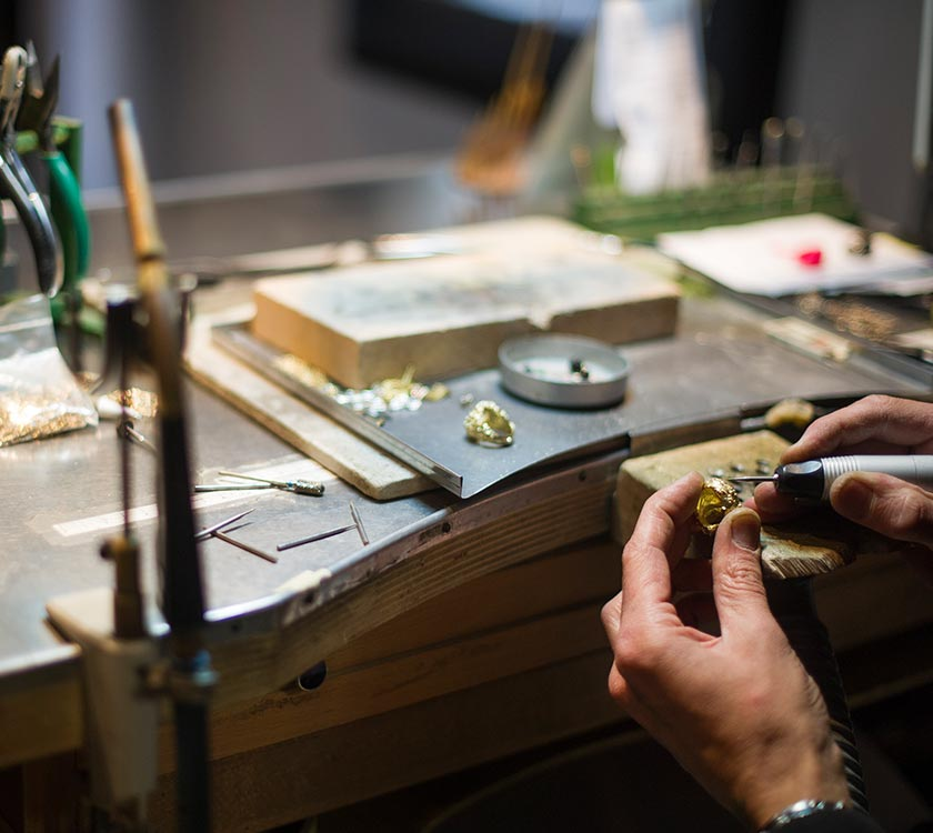 job opening for bench jeweler fort worth tx esslinger