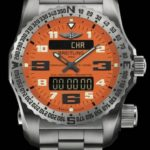 The Amazing Story of how a Breitling Watch Saved a Pilot After he Crashed