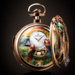Watch this Mesmerizing One-of-a-kind Pocket Watch Repeater