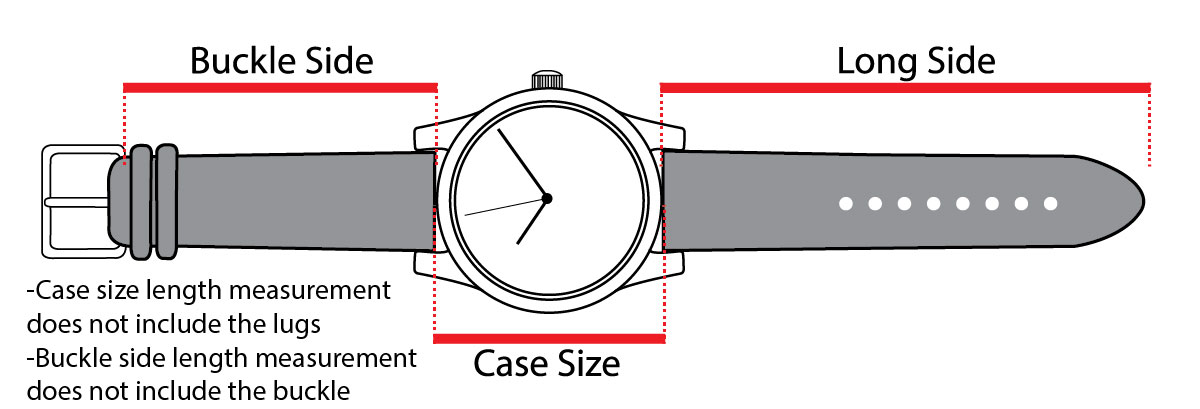 Watch Sizing Guide: Find Your Right Watch Size | Esslinger Watchmaker  Supplies Blog