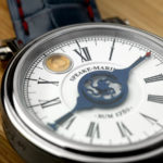 Swiss Watch with Drop of World's Oldest Rum Sold for over $19,000