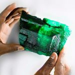 Rare 5,655-Carat Emerald Like No Other Discovered In Zambia