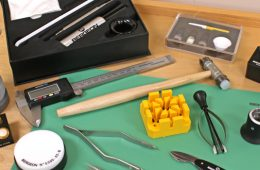 Fine quality Bergeon Swiss Made Watchmking Tools for Watch Repair