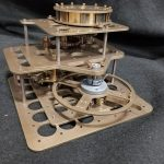 New Mechanical Rover Design Inspired by Horology to be Used for Exploration of Venus