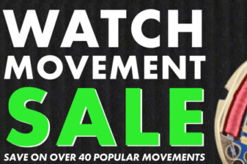 Watch Movements on Sale Over 40 Caliber for Watch Movement Repair and Replacement