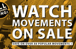 Quartz Watch movements for Watch Repair and Movements Replacement